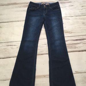 Paige Denim Flare Bootcut Jeans Hidden Hills 28